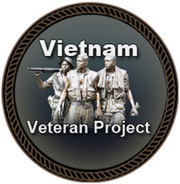 Vietnam Veteran Project Logo